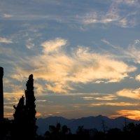 Село солнце за горы Тавр... :: Елена Даньшина