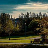 Парк для двоих :: Ivan teamen