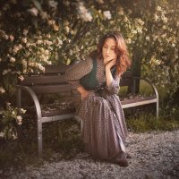 Когда цветет жасмин... :: Дмитрий Додельцев
