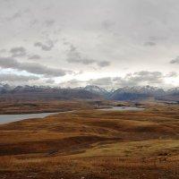 Южные Альпы Новой Зеландии :: Tatiana Belyatskaya