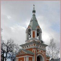Колокольня церкви Петра и Павла. Хамина. Финляндия :: Вера
