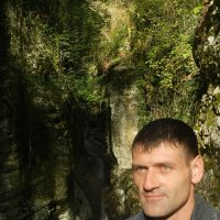 На водопаде :: Анна Ватулина
