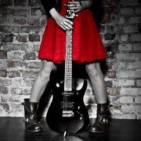 Snakes & Rock-n-roll 3 :: Алина Ясмина (J.D.-Ray)