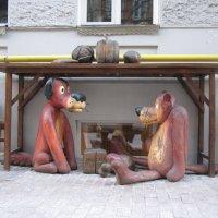 Пес и волк :: Алла Губенко