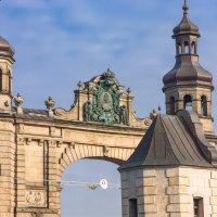 Фрагмент арки моста Королевы Луизы :: Игорь Вишняков