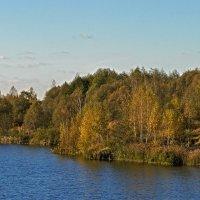 Осенние берега. :: Анатолий Круглов