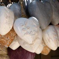 Деревянное сердечко на память о Провансе :: Tatiana Belyatskaya