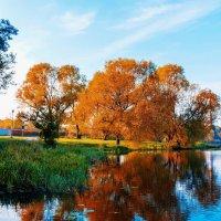 Осень :: Леонид Соболев