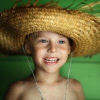 в шляпе :: Устинья Онищук