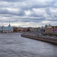Нева без Авроры :: Евгений Никифоров