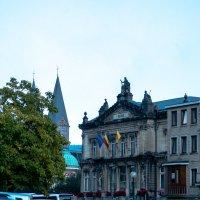 Старое Спа-здание :: Witalij Loewin