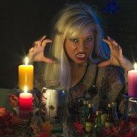 Хеллоуин :: Наталья Малкина