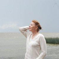 Просто я....балтийский берег, Петергоф :: Наталья Рогалёва