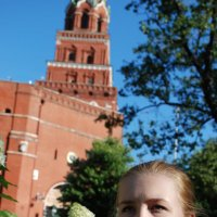 Август.Москва :: Наталья Рогалёва