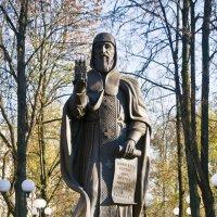 Преподобный Трифон Вятский :: Андрей Синицын