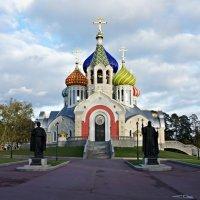 Храм святого благоверного князя Игоря Черниговского :: Елена Павлова (Смолова)