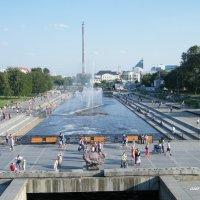Плотинка. Екатеринбург :: Альфия Музафарова