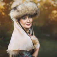 Хакасский национальный костюм :: Мария Дергунова