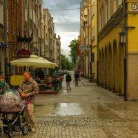 Обычный день старого города :: Игорь Вишняков