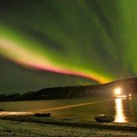 Сияние Арктики :: Александр Велигура