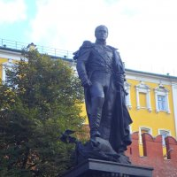 Памятник Александру первому :: BoxerMak Mak