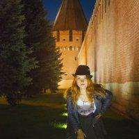 Вечерние огни :: Виктория Попова