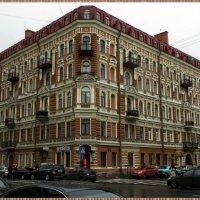 Доходный дом Н.И .Шилова :: Вера