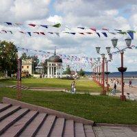 Петрозаводск. Набережная. :: Оксана Пучкова