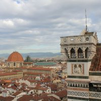 Вид на Флоренцию с Колокольни Джота :: Natalia Almosti