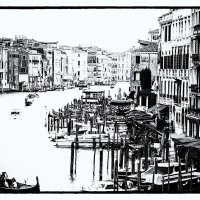 Венеция. Большой канал. :: Александр Белоглазов