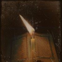 Пламя свечи тебе время покажет.... :: Tatiana Markova