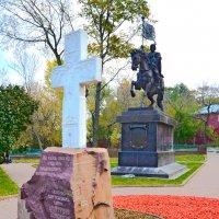 Памятник князю Дмитрию Донскому. :: Oleg4618 Шутченко