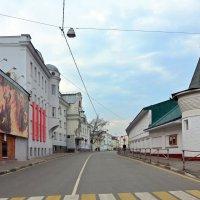 Прогулка по Москве. :: Oleg4618 Шутченко