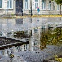 В Таганроге сегодня дожди :: Константин Бобинский