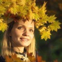 Мисс Осень :: Юлия Иванова