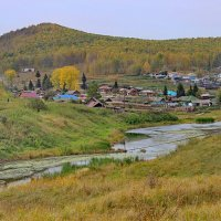дорожный пейзаж. :: Наталья Юрова