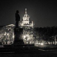 Вечерний Комсомольск... :: Сергей Щелкунов