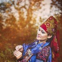 Хакасия в лицах :: Мария Дергунова