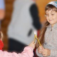 зажги мою свечу :: Olga Gushcina
