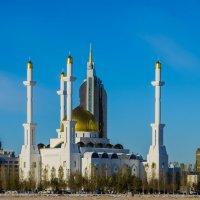 Нур-Мечеть в Астане :: Алтай И.