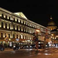 Ночной Петербург :: Таня Байдина