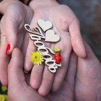 Деревянная свадьба* :: Райская птица Бородина