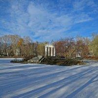 Осень в парке :: Александр Смирнов