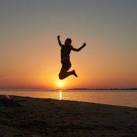 прыжок :: Седа Ковтун
