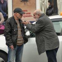 Таксисты. Продолжение дискуссии :: Александр Степовой