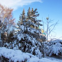 Первый снег :: раиса Орловская