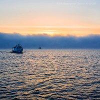 Уходим от тумана... :: Алексей Белик