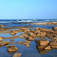 каменистый берег :: evgeni vaizer