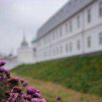 У монастыря :: Вячеслав Крутецкий
