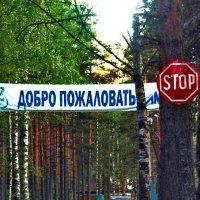 Добро пожаловать или посторонним вход воспрещён :: Илья Хабибуллин